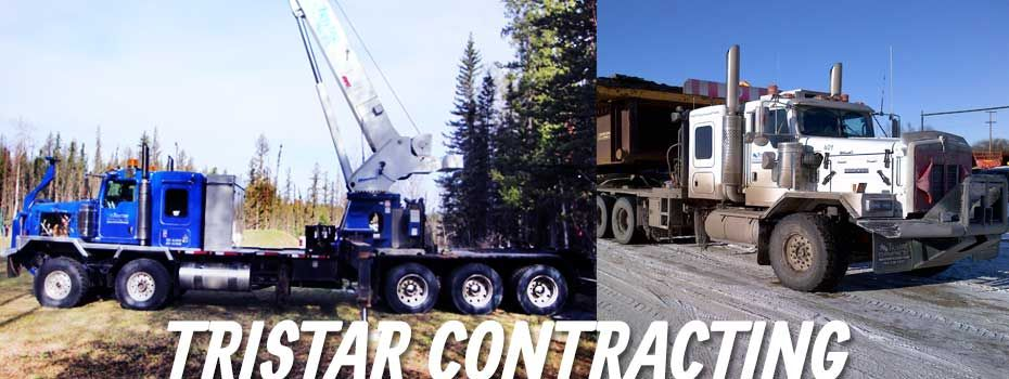 our trucks - Tristar Contracting